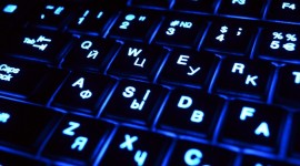 4K Keyboard Backlight Wallpaper For PC