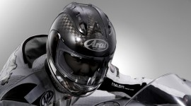 4K Motorcycle Helmet Wallpaper HQ