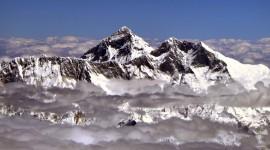 4K Mount Nepal Desktop Wallpaper