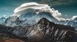 4K Mount Nepal Desktop Wallpaper For PC