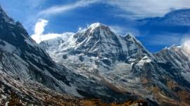 4K Mount Nepal Desktop Wallpaper HD
