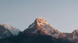 4K Mount Nepal Photo