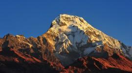 4K Mount Nepal Photo Download