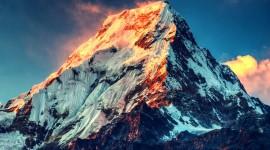 4K Mount Nepal Wallpaper
