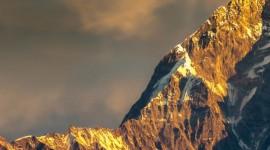 4K Mount Nepal Wallpaper For Mobile