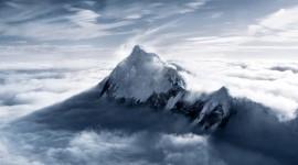 4K Mount Nepal Wallpaper HQ