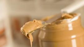 4K Peanut Butter Desktop Wallpaper
