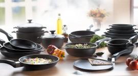 4K Pots And Pans Desktop Wallpaper HD