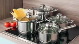 4K Pots And Pans Photo Download