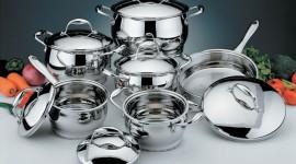4K Pots And Pans Wallpaper