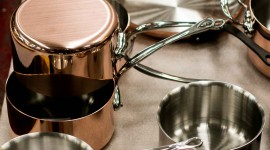4K Pots And Pans Wallpaper For Android