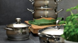 4K Pots And Pans Wallpaper For Mobile