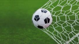 4K Soccer Ball Desktop Wallpaper