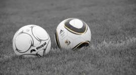 4K Soccer Ball Photo Free