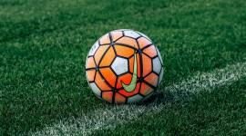 4K Soccer Ball Wallpaper Free