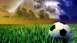 4K Soccer Ball Wallpaper Full HD