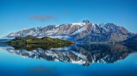 4K Water Norvegia Landscape Image#1