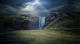 4K Water Norvegia Landscape Image#3