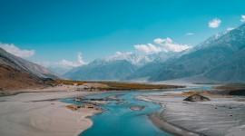 4K Water Norvegia Landscape Wallpaper Free