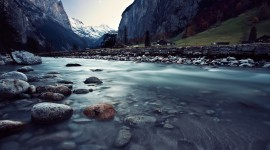 4K Water Norvegia Landscape Wallpaper Gallery