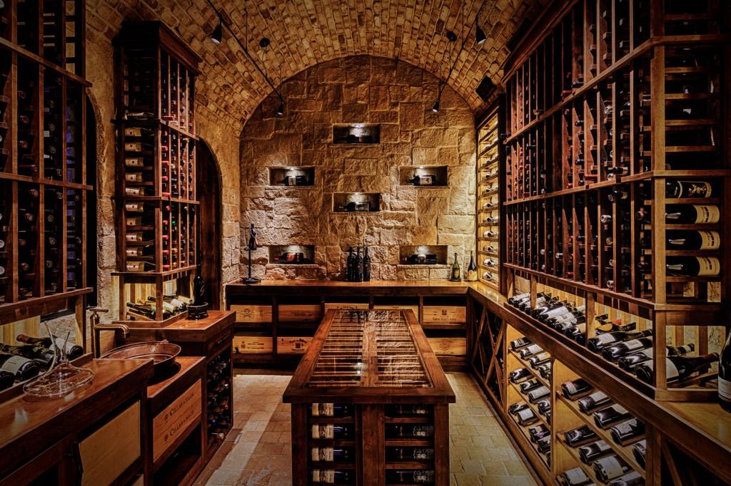 4K Wine Cellar wallpapers HD