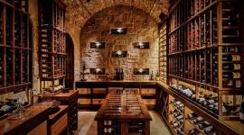 4K Wine Cellar Best Wallpaper