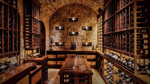 4K Wine Cellar wallpapers high quality