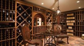 4K Wine Cellar Photo