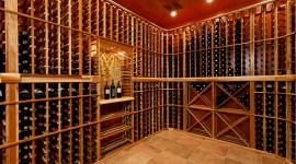 4K Wine Cellar Wallpaper 1080p