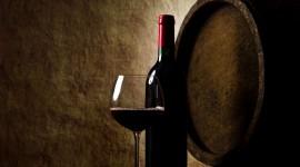 4K Wine Cellar Wallpaper