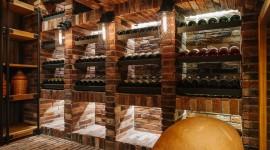4K Wine Cellar Wallpaper Gallery