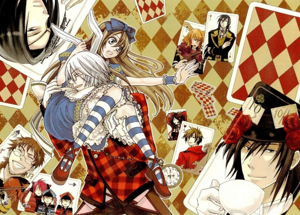 Alice In The Country Of Hearts wallpapers HD