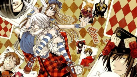 Alice In The Country Of Hearts wallpapers high quality
