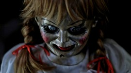 Annabelle Comes Home Wallpaper Background