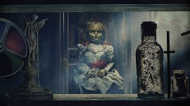 Annabelle Comes Home Wallpaper Download
