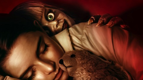 Annabelle Comes Home wallpapers high quality