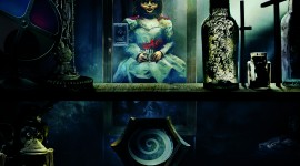 Annabelle Comes Home Wallpaper For IPhone 6