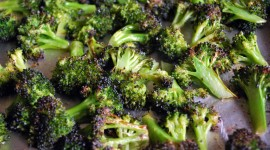 Baked Broccoli Wallpaper Download Free