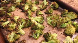 Baked Broccoli Wallpaper For PC