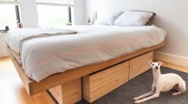 Bed Desktop Wallpaper