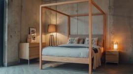 Bed Desktop Wallpaper Free