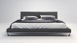 Bed Wallpaper HQ