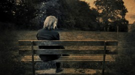 Bench Alone Photo Download