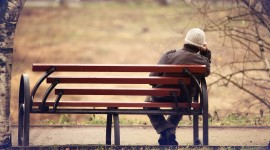 Bench Alone Wallpaper Gallery