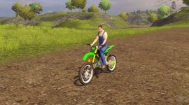 Bike Simulator High Quality Wallpaper