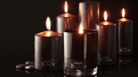 Black Candles Wallpaper 1080p