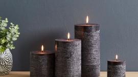 Black Candles Wallpaper Full HD