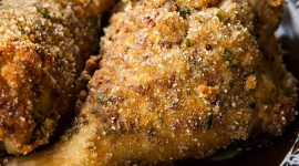Breaded Chicken Wallpaper For IPhone Free