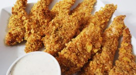 Breaded Chicken Wallpaper Gallery