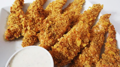 Breaded Chicken wallpapers high quality